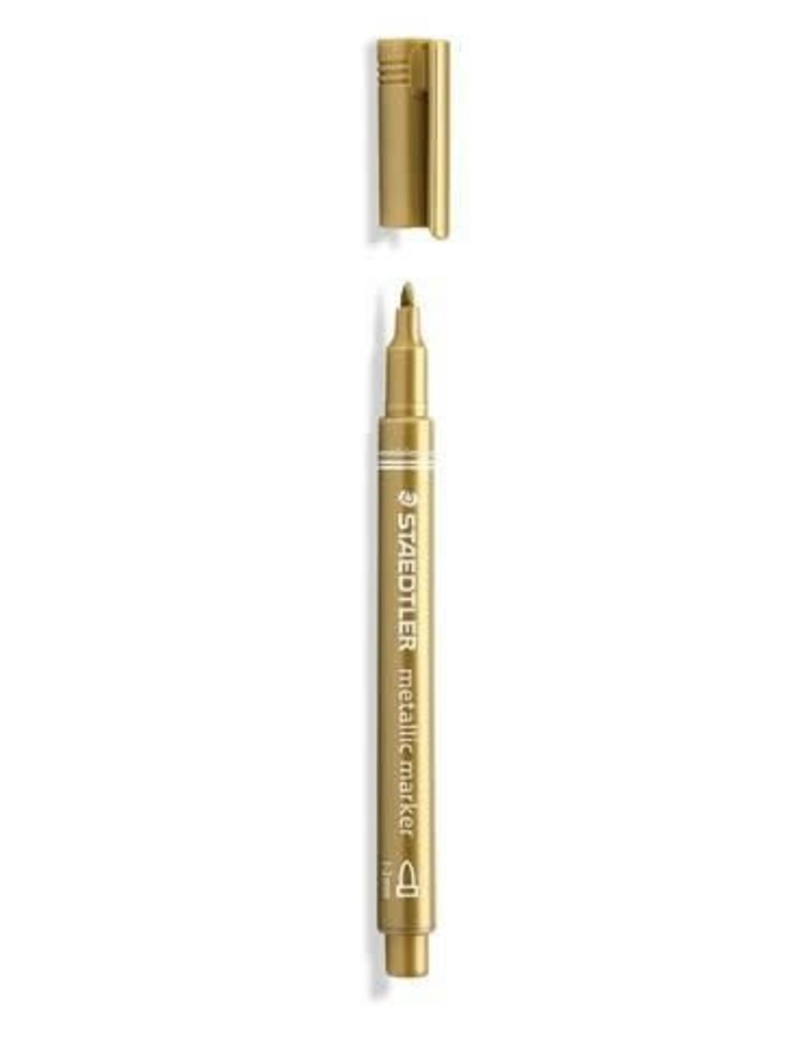 Staedtler Staedtler metallic marker goud