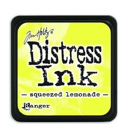 Ranger Ranger Distress Mini Ink pad - squeezed lemonade TDP40200 Tim Holtz