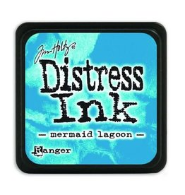 Ranger Ranger Distress Mini Ink pad - mermaid lagoon TDP46790 Tim Holtz