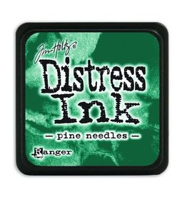 Ranger Ranger Distress Mini Ink pad - pine needles TDP40095 Tim Holtz