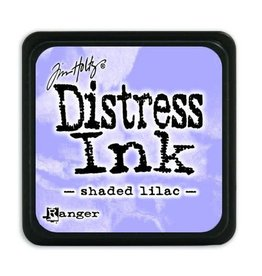Ranger Ranger Distress Mini Ink pad - shaded lilac TDP40170 Tim Holtz