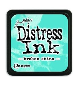 Ranger Ranger Distress Mini Ink pad - broken china TDP39877 Tim Holtz
