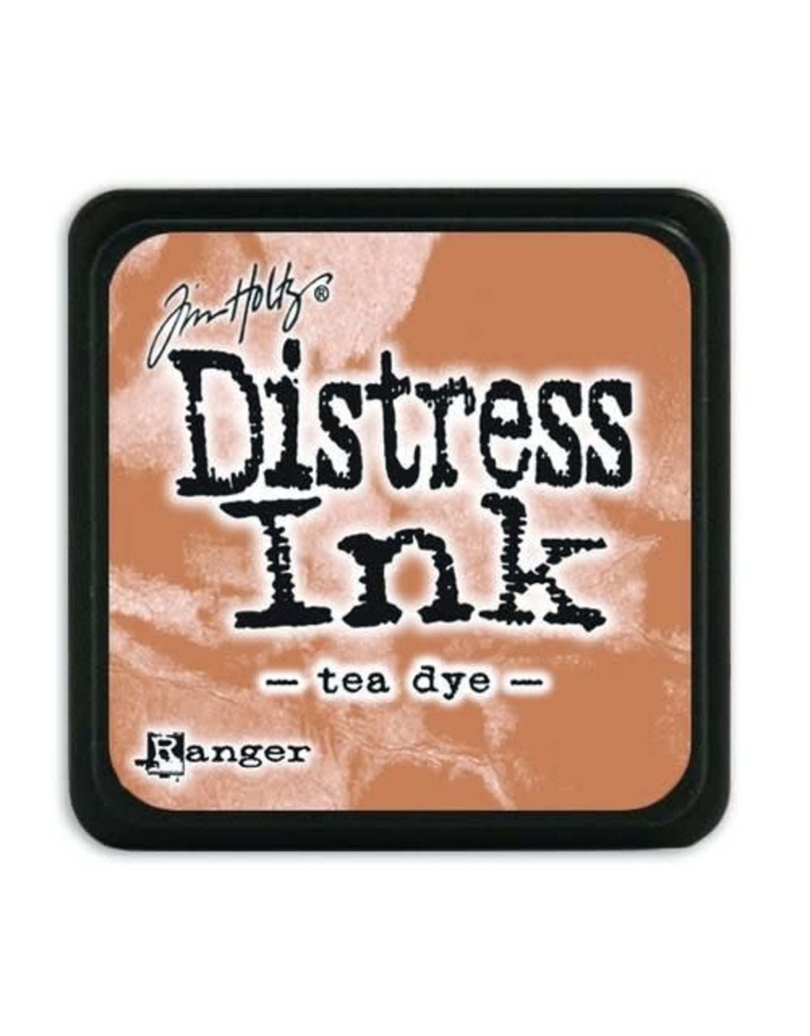 Ranger Ranger Distress Mini Ink pad - tea dye TDP40231 Tim Holtz