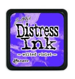 Ranger Ranger Distress Mini Ink pad - wilted violet TDP47360 Tim Holtz