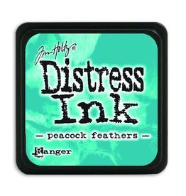 Ranger Ranger Distress Mini Ink pad - peacock feathers TDP40064 Tim Holtz