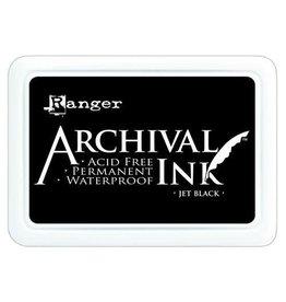 Ranger Ranger Archival Ink pad - jet black