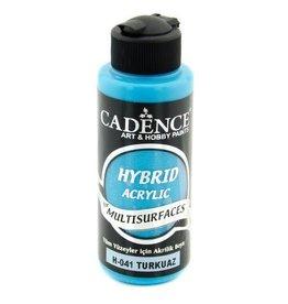 Cadence Cadence Hybride acrylverf (semi mat) Turquiose
