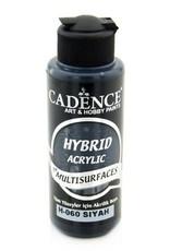 Cadence Cadence Hybride acrylverf (semi mat) Zwart