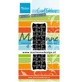 Marianne Design Marianne D Craftable Punch die puzzle CR1492
