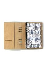 Elizabeth Craft Designs Elizabeth Craft Designs Planner Essentials 23 - Retro Alphabet Trio 1741
