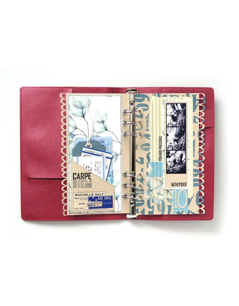 Elizabeth Craft Designs Elizabeth Craft Designs Planner Essentials 27 - Retro Number Trio 1745
