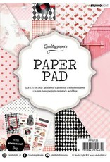 Studio Light Studio Light Paper pad 36 vel Retro nr.133 PPSL133 A5