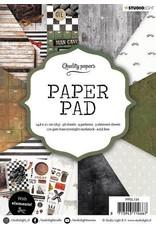 Studio Light Studio Light Paper pad 36 vel Men nr.134 PPSL134 A5