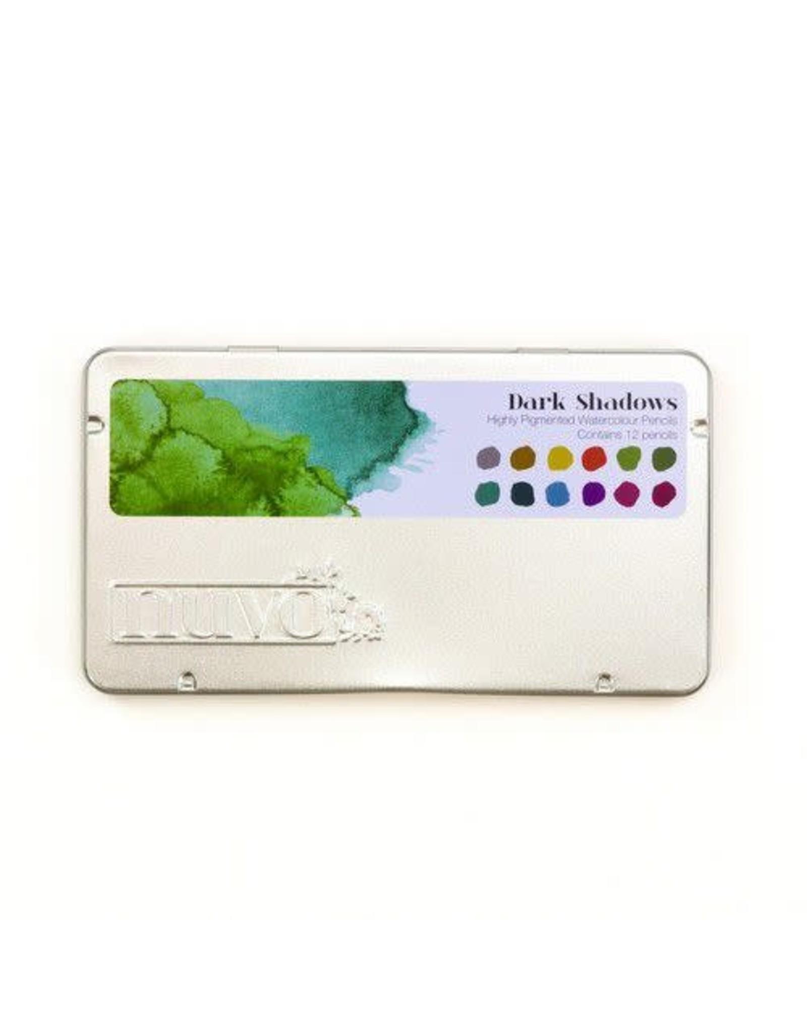Nuvo by tonic Nuvo watercolour potloden - Dark Shadows 524N