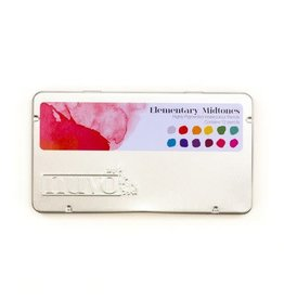 Nuvo by tonic Nuvo watercolour potloden - Elementary Midtones 523N