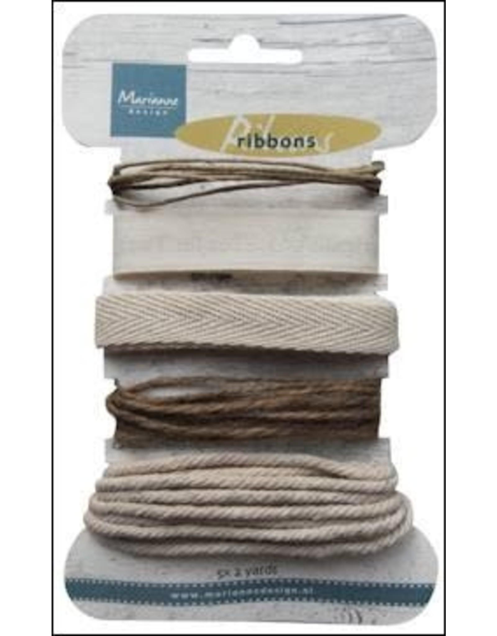 Marianne Design Marianne Design - Ribbons - Maritime rope JU0949