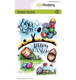 Craft Emotions CraftEmotions clearstamps A6 - Easter 1 Carla Creaties