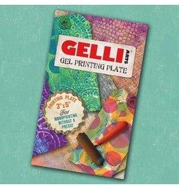 Gelli art Gelli Arts - Gel Printing Plate 7.6x12.7cm GEL3X5