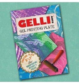 Gelli art Gelli Arts - Gel Printing Plate 12.7x17.8cm GEL5X7
