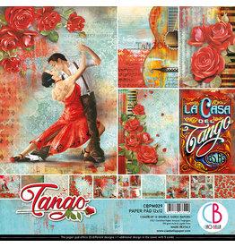 "Ciao Bella Ciao Bella Tango Double-Sided Paper Pad 12""x12"""