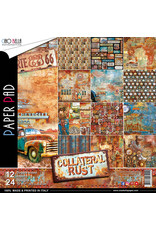 """Ciao Bella Ciao bella Collateral Rust Double-Sided Paper Pad 12""""x12"""""""