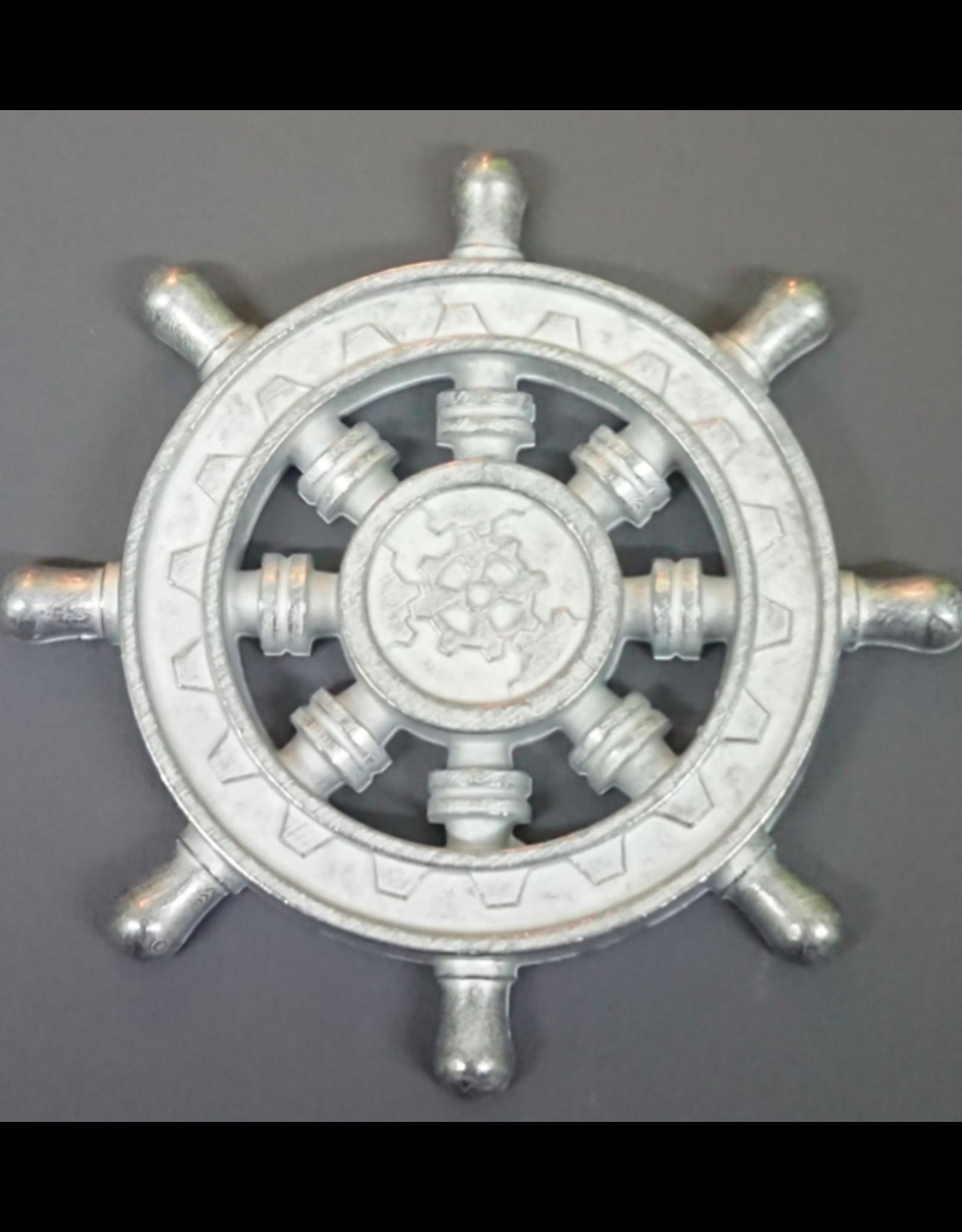 Mitform metal Charms Mitform Ships wheel STE