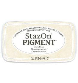 Stazon StazOn Pigment Snowflake  SZ-PIG-01