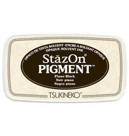 Stazon StazOn Pigment Piano Black  SZ-PIG-31