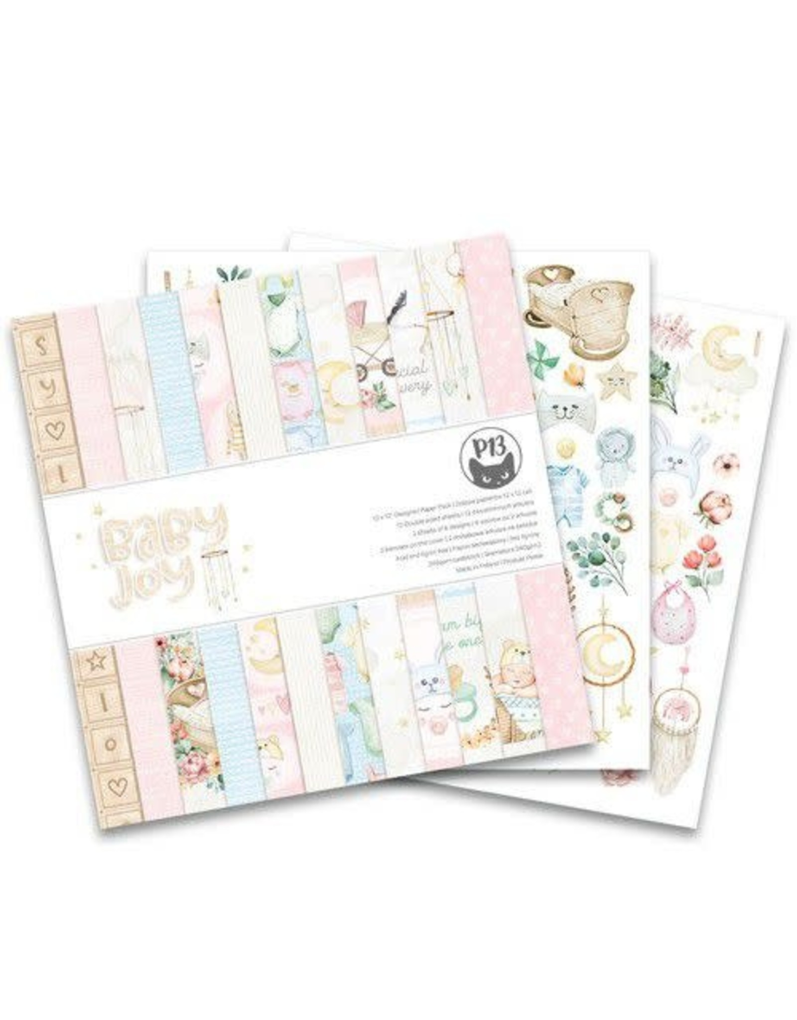 Piatek Piatek13 - Paper pad Baby Joy 12x12