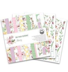 Piatek Piatek13 - Paper pad The Four Seasons - Spring 12x12