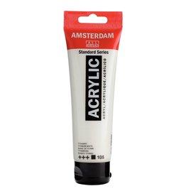 Amsterdam Amsterdam Acrylverf Tube 120 ml Titaanwit 105