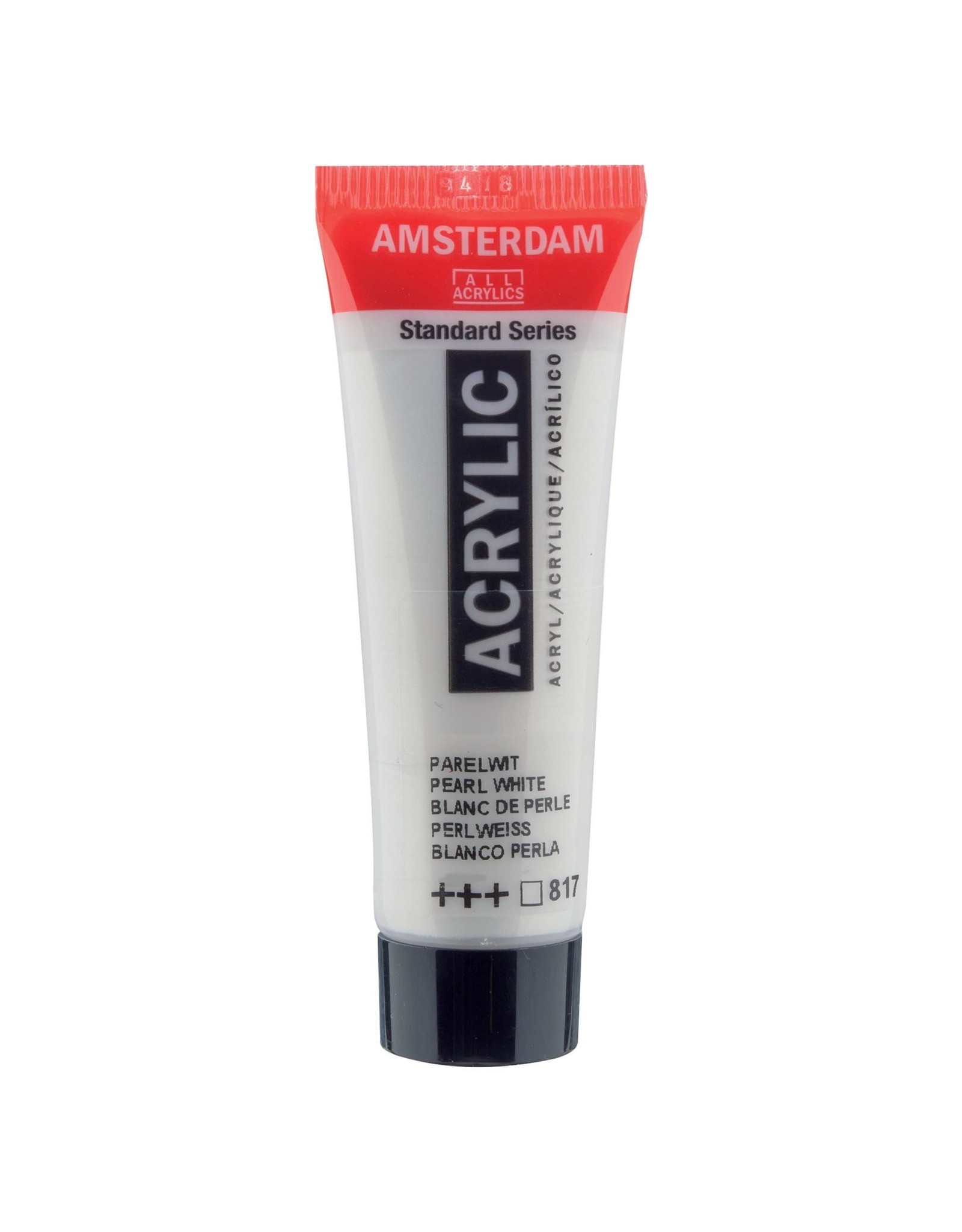Amsterdam Amsterdam Acrylverf Tube 20 ml Parelwit 817