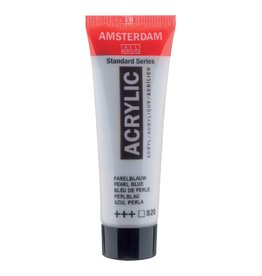 Amsterdam Amsterdam Acrylverf Tube 20 ml Parelblauw 820