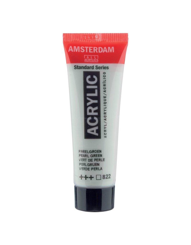 Amsterdam Amsterdam Acrylverf Tube 20 ml Parelgroen 822