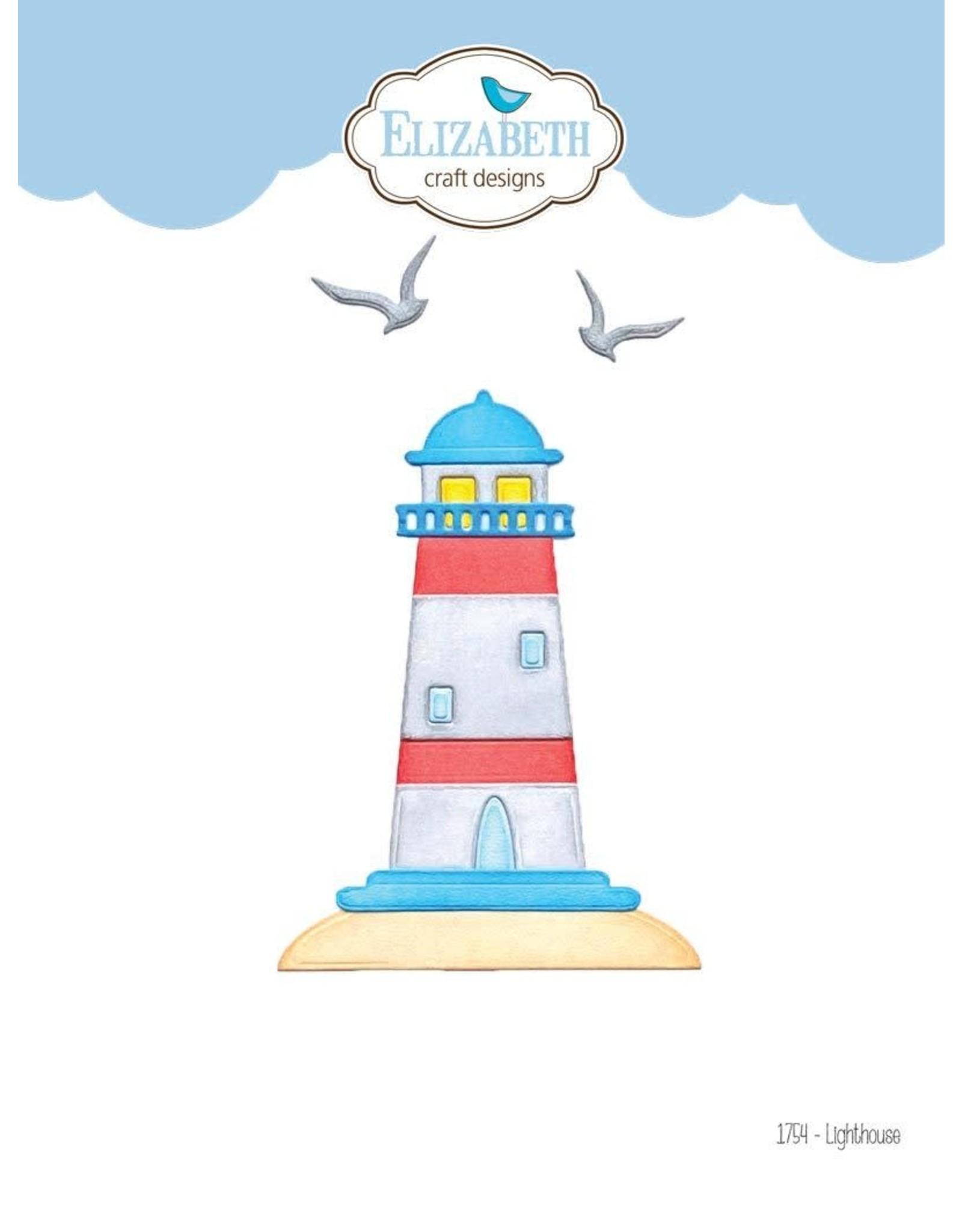 Elizabeth Craft Designs Elizabeth Craft Designs Lighthouse 1754