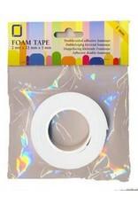JeJe JeJe Foam tape 0,5 mm dubbelzijdig 2 MT 1 RL