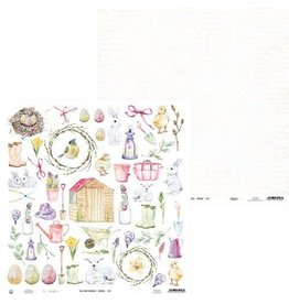 Piatek Piatek13 - Paper The Four Seasons - Spring 07b P13-SPR-98 12x12
