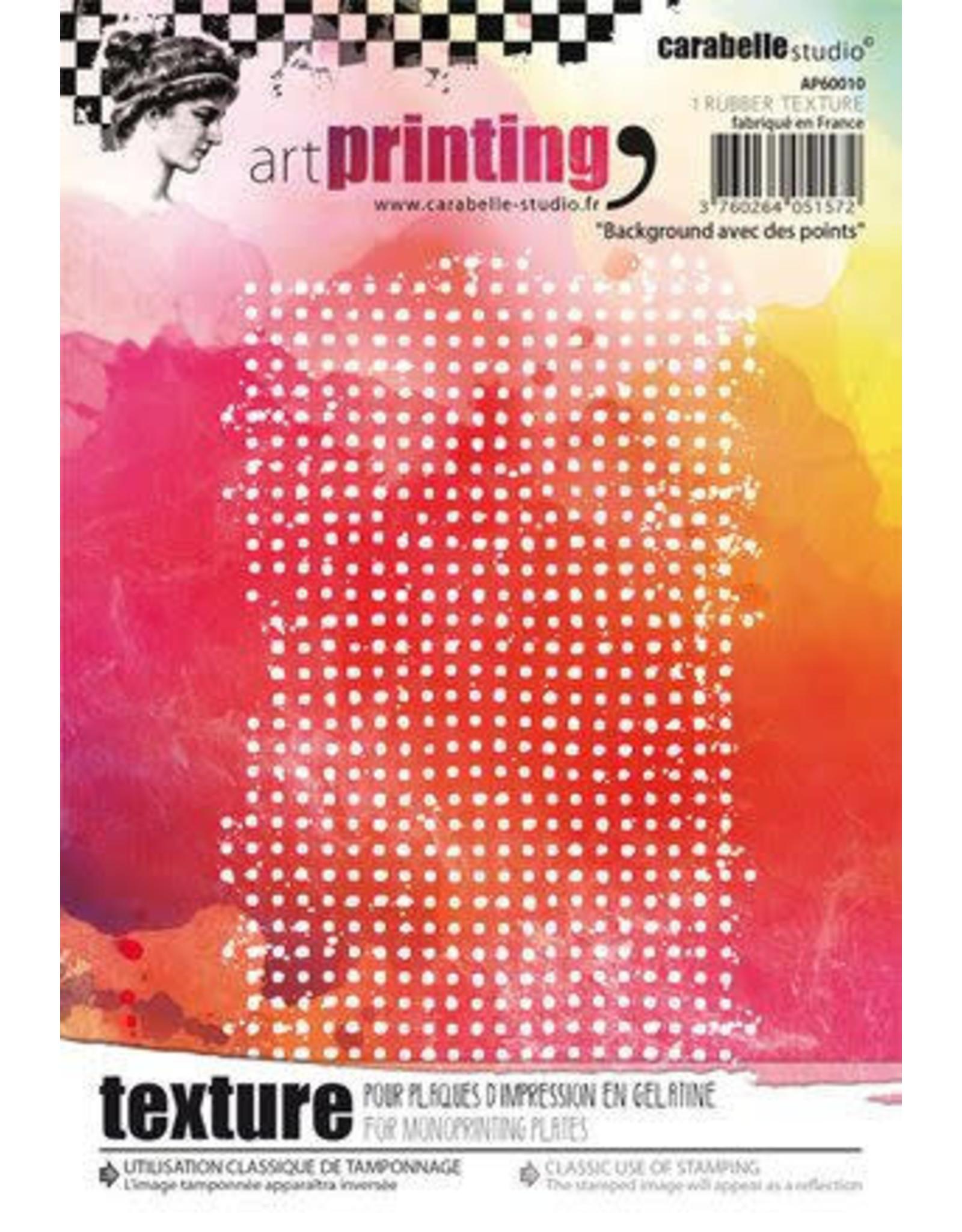 Carabelle Studio Carabelle Studio • art printing A6 achtergrond puntjes