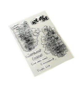 Elizabeth Craft Designs Elizabeth Craft Designs Words & Layers CS170