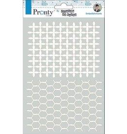 Pronty Pronty Chipboard Rasters A5 492.010.013 by Jolanda