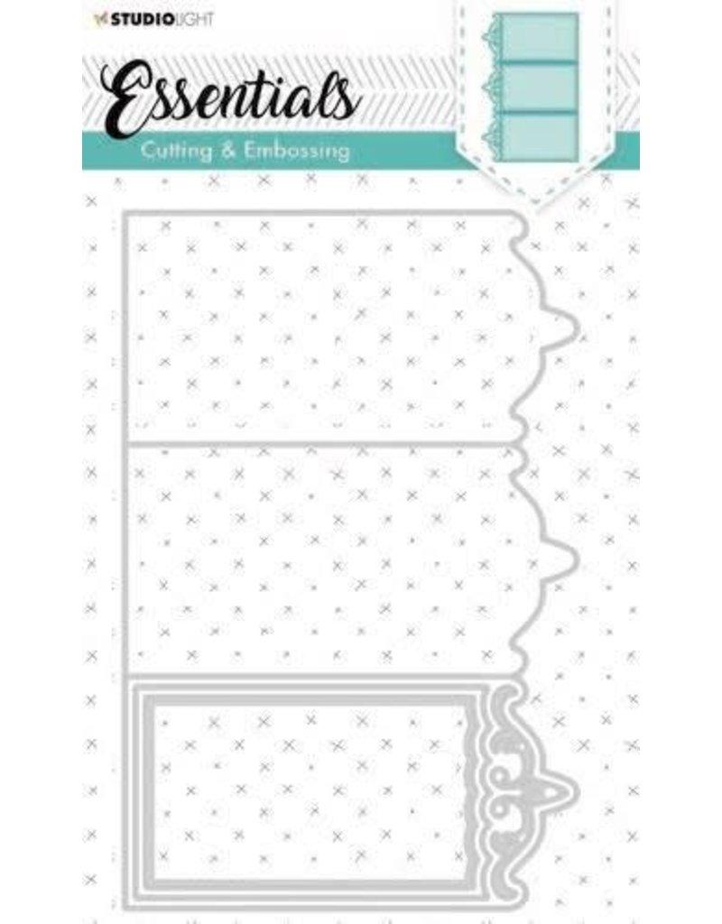 Studio Light Studio Light Embossing Die Cut Essentials nr.263 STENCILSL263