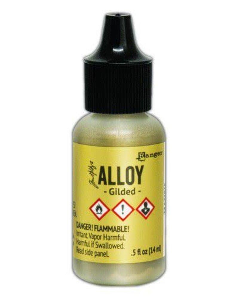 Ranger Ranger Alcohol Ink Alloys Gilded TAA71815 Tim Holtz