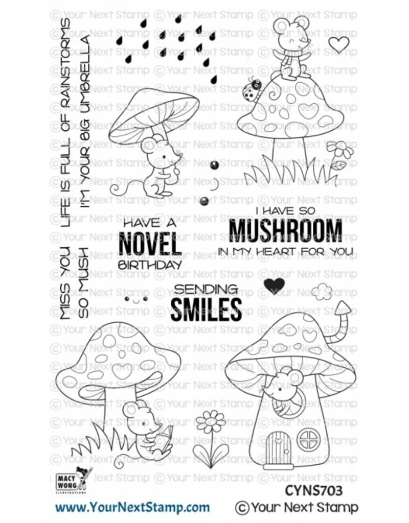 Your Next Stamp Your Next Stamp So mush fun CYNS703