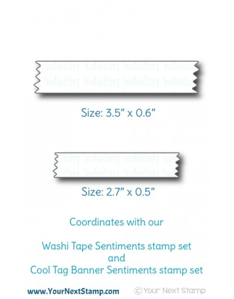 Your Next Stamp Your Next Stamp Washi Tape YNSD645