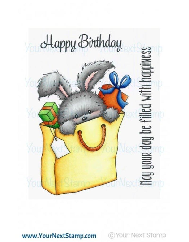 Your Next Stamp Your Next Stamp Rosie Rabbit Gift CYNS542