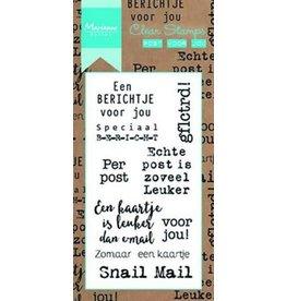Marianne Design Marianne D Stempel Post voor jou (NL) CS0993
