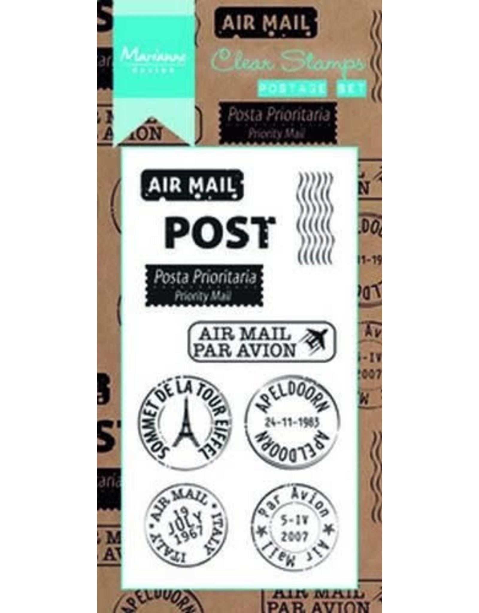 Marianne Design Marianne D Stempel Poststempel set (INT) CS0995