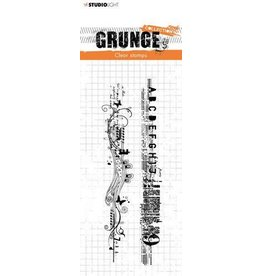 Studio Light Studio Light Stamp Grunge Collection 4 0 nr 455 STAMPSL455 148x52,2mm