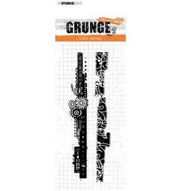 Studio Light Studio Light Stamp Grunge Collection 4 0 nr 454 STAMPSL454 148x52,2mm