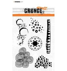 Studio Light Studio Light Stamp Grunge Collection 4 0 nr 450 STAMPSL450 210x74mm
